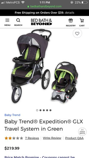 Car seat and stroller for Sale in Miami, FL