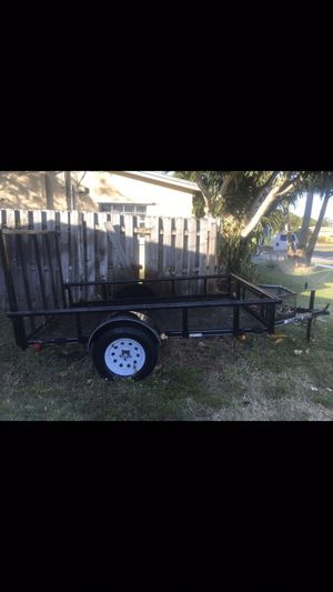 Utility trailer for Sale in Miami Gardens, FL