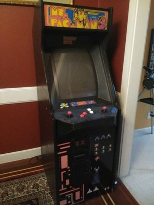FULL SIZE ARCADE - 60 GAMES for Sale in Vancouver, WA