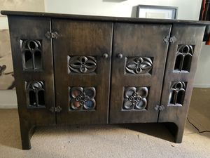 Gorgeous wooden Tv Stand for Sale in Santa Monica, CA