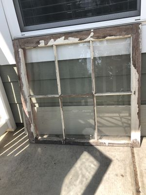 Antique Window Pane for Sale in Columbia, SC
