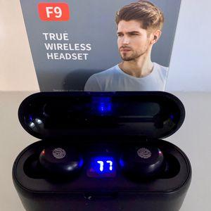 EarPods F9 IPX7 Bluetooth for Sale in Riverside, CA