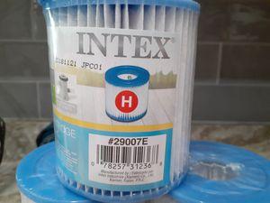 Intex H pool filters for Sale in Sanford, FL