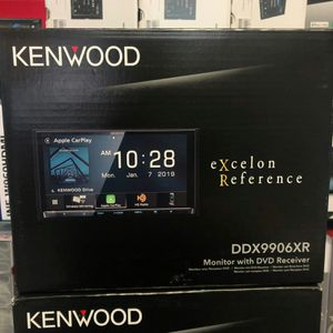 Kenwood ddx9906xr on sale today message us for the lowest prices in la today for Sale in Los Angeles, CA