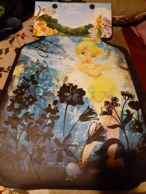 Tinkerbell 2pc set Floor Mats New for Sale in Los Angeles, CA