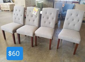 Dining chairs each for Sale in Dallas, TX