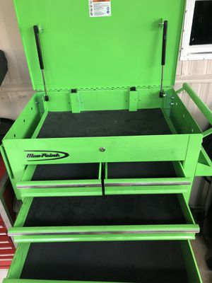 Blue point tool box for Sale in Coral Springs, FL