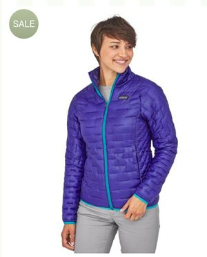 Patagonia Women's Micro Puff jacket small for Sale in Burien, WA