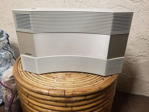 Acoustic Wave Stereo Music System Series II Bose for Sale in Tempe, AZ