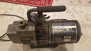 HVAC vacuum pump 2 stage for Sale for sale  West Orange, NJ