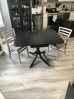 Antique Table & Pair of Chairs for Sale in San Francisco, CA