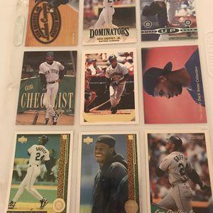 140+ Ken Griffey Jr. Baseball Cards for Sale in Arlington, VA