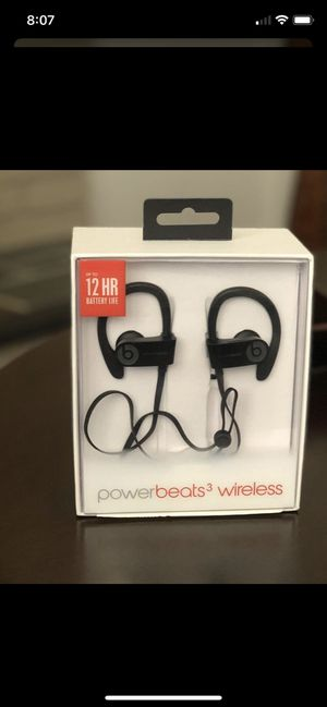 Powerbeats3 wirless for Sale in Sterling Heights, MI