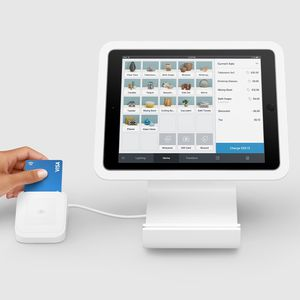 Square POS System With Stand And Card Reader for Sale in Santa Ana, CA