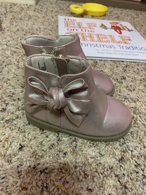 Girls bow boots for Sale in Hampton, VA