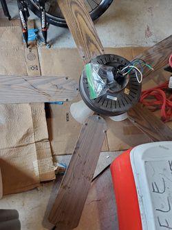 Ceiling Fan and 3 Chandeliers for Sale in Stockbridge,  GA