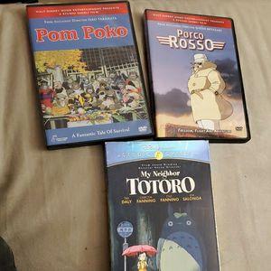 Studio Ghibli DVDs for Sale in Vienna, VA