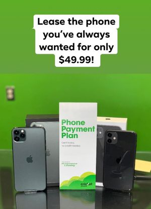 iPhone 11 with a payment of just 49.99!!! for Sale in Victoria, TX
