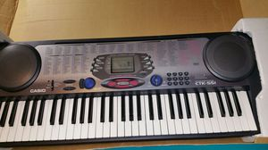 Casio ctk-551 musical keyboard for Sale in Chicago, IL