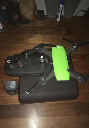 DJI SPARK FLY MORE COMBO PACK for Sale in Gig Harbor, WA
