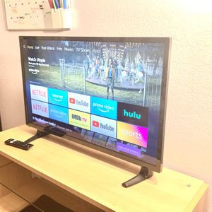 """32"""" LED SMART TV with HDMI ((FIRE TV)) for Sale in Carmichael, CA"""