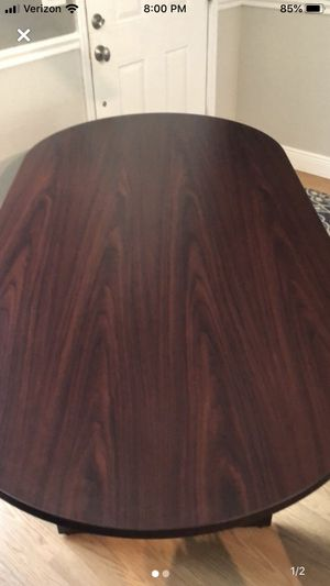 6 ft cherry conference table like new , 2 available for Sale in Largo, FL