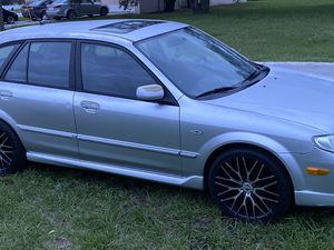 """Good rims and tires for trade 17"""" for Sale in Fern Park, FL"""
