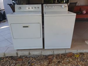 wacher and dryer for Sale in Miami, FL