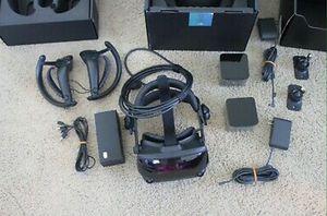 Valve Index Full VR Headset Kit - Black for Sale in Midland, TX