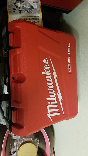 Milwaukee bluetooth /one key drill set kit for Sale in McKinney, TX
