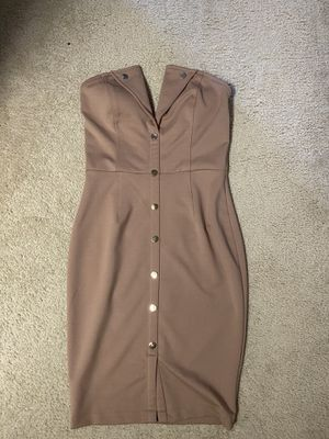 Nude/pink dress for Sale in Kissimmee, FL