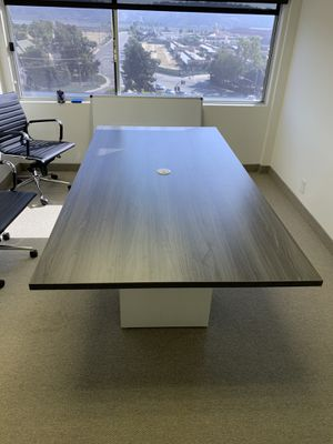 Brand New Conference Table w/ USB & Outlet for Sale in Del Mar, CA