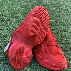 Adidas Womens EQT Gazelle Red Running Sneakers Shoes Size 9.5 for Sale in Las Vegas, NV