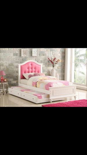 Twin bed and trundle for Sale in Orlando, FL