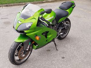 2002 Kawasaki Ninja 900 for Sale in Riverdale, MD