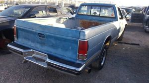 1989 GMC S-15 @ U-Pull Auto Parts 047210 for Sale in undefined