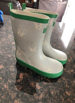 Kids rain boots size 12 for Sale in Los Angeles, CA
