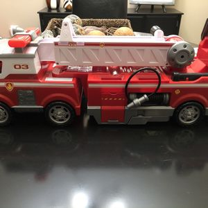 Paw Patrol Ultimate Rescue Fire Truck for Sale in Leesburg, VA