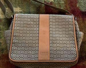Coach laptop bag for Sale in Lafayette, LA