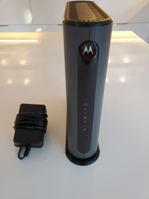 Motorola MG 7550 Cable Modem for Sale in Lighthouse Point, FL