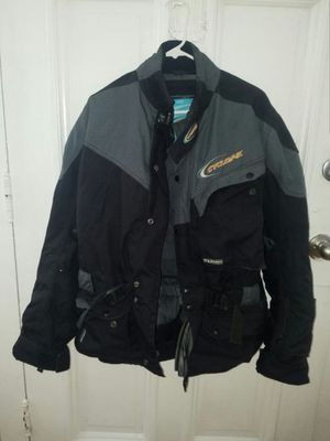 All weather Kevlar Motorcycle jacket for Sale in San Diego, CA