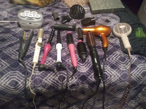 HAIR TOOL BUNDLE for Sale in French Camp, CA