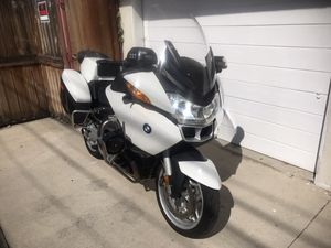 BMW R1200 RT Police Bike for Sale in Long Beach, CA