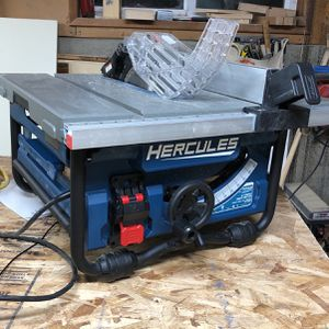 Hercules Job site Table Saw for Sale in University Place, WA