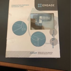 Engage Notebook Lock for Sale in Tracy, CA