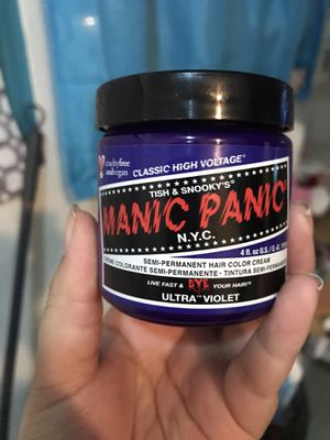 Manic panic hair dye for Sale in Los Angeles, CA
