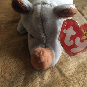 "TY beanie baby original""spike"" for Sale in New Braunfels, TX"