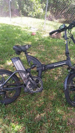 electric bicycle no longer works, for aluminum frame feet for Sale in West Palm Beach, FL