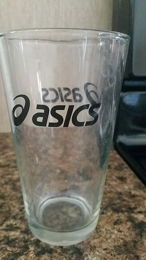 Asics Beer glass for Sale in Austin, TX