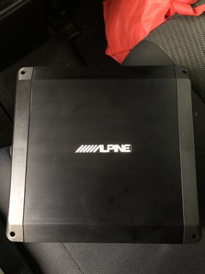 Alpine Amp for Sale in Kapolei, HI